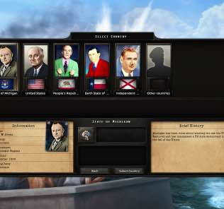 Union of American States Mod for Hearts of Iron IV
