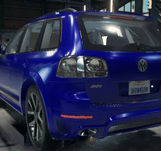 Volkswagen Touareg R50 Mod for Car Mechanic Simulator 2018