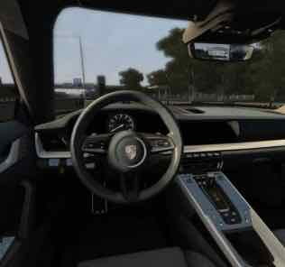 2019 Porsche 911 Carrera S (992) Mod for City Car Driving v.1.5.8