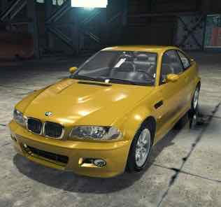 BMW M3 E46 Mod for Car Mechanic Simulator 2018