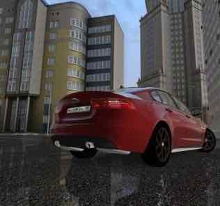 Jaguar XE 2015 Mod for City Car Driving v.1.5.8