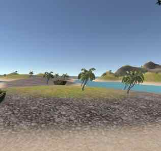 Once upon a time in Pacific Mod for Ravenfield