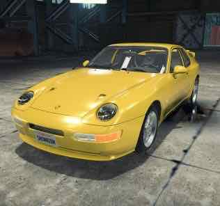 Porsche 968 Turbo S Mod for Car Mechanic Simulator 2018