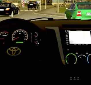 Toyota Hilux 3.0 D 4WD Mod for City Car Driving v.1.5.8