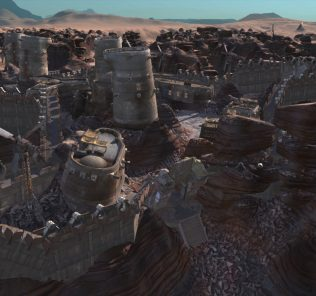 Cities Rebalanced-The Shek Territories Mod for Kenshi