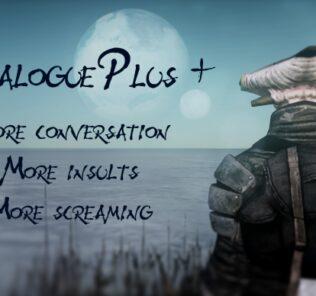 DialoguePlus+ Mod for Kenshi