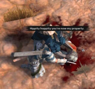 Hippity hoppity you're now my property Mod for Kenshi