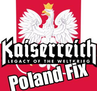 Kaiserreich Poland Fix Mod for Hearts of Iron IV