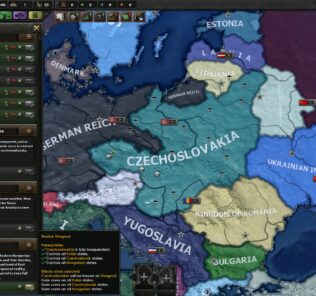 New Formable Nations Mod for Hearts of Iron IV