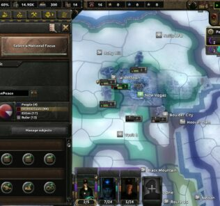 Old World Blues - TSC Mod for Hearts of Iron IV
