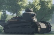 Renault FT Mod for Brick Rigs