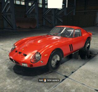 1962 Ferrari 250 GTO Mod for Car Mechanic Simulator 2018