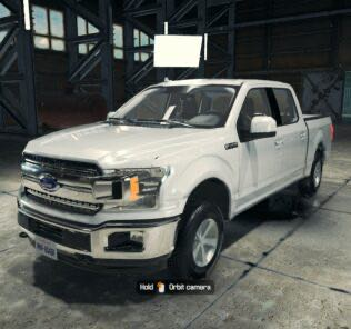 2018 Ford F-150 Mod for Car Mechanic Simulator 2018