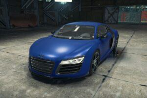 Audi R8 plus Mod for Car Mechanic Simulator 2018