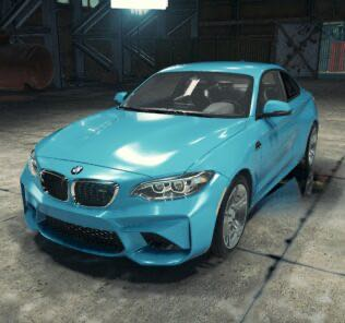 BMW M2 Mod for Car Mechanic Simulator 2018