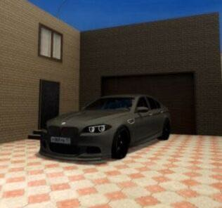 BMW M5 F10 Stage 1 Mod for City Car Driving v.1.5.9
