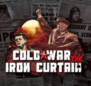 Cold War Iron Curtain: A World Divided Mod for Hearts of Iron IV