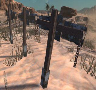 Crucifixion Mod for Kenshi