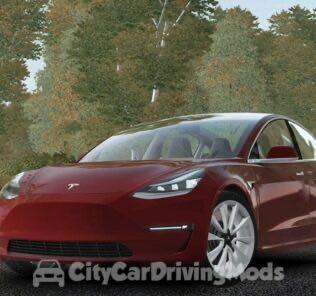 Electric Vehicle Custom Sound Mod Mod for City Car Driving v.1.5.5