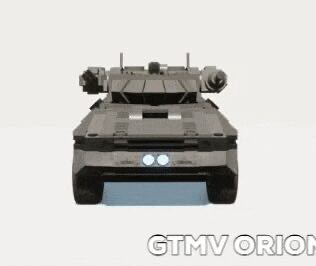 GTMV Orion APC Mod for Brick Rigs