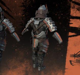 Gusoku Armor Set Mod for Kenshi