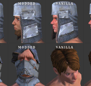 Minor Mesh Fixes Mod for Kenshi