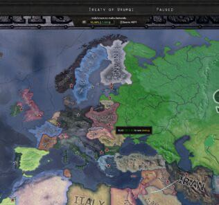 Player-Led Peace Conferences Mod for Hearts of Iron IV