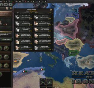 The Road to 56 Mod for Hearts of Iron IV
