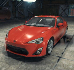 Toyota GT86 Mod for Car Mechanic Simulator 2018