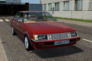 Toyota Mark II GX71 1985 Mod for City Car Driving v.1.5.9
