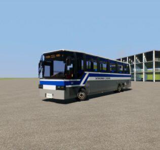 Volvo 9700S Satakunnan Liikenne Mod for Brick Rigs