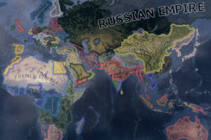 Apres Moi Le Deluge Mod for Hearts of Iron IV