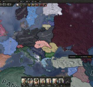 Colored Puppets Mod for Hearts of Iron IV
