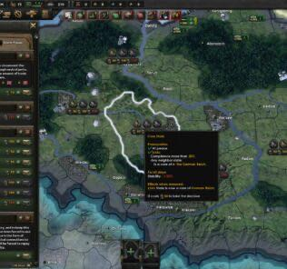 Coring States Mod for Hearts of Iron IV