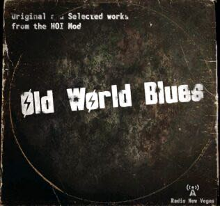 Old World Blues - Radio Mod for Hearts of Iron IV