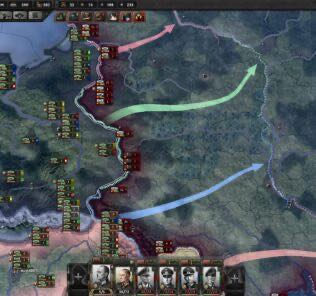Strategic View Adjustments Mod for Hearts of Iron IV