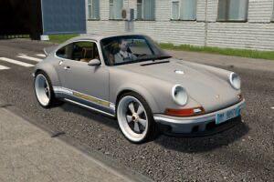 1990 Porsche 911 Singer DLS Mod for City Car Driving v.1.5.9