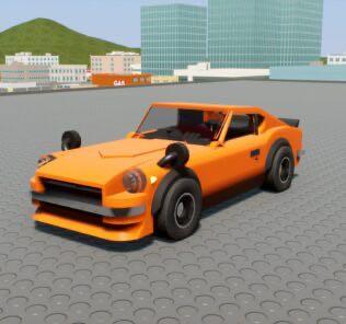 1969 Nissan Fairlady Z Mod for Brick Rigs