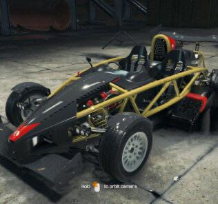 2013 Ariel Atom V8 Mod for Car Mechanic Simulator 2018