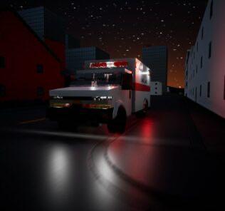 Ambulance Mod for Brick Rigs