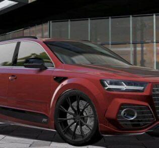 Audi Q7 ABT 2016 Mod for City Car Driving v.1.5.9