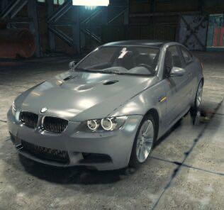 BMW M3 E92 Mod for Car Mechanic Simulator 2018