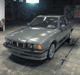 BMW M5 E34 Mod for Car Mechanic Simulator 2018