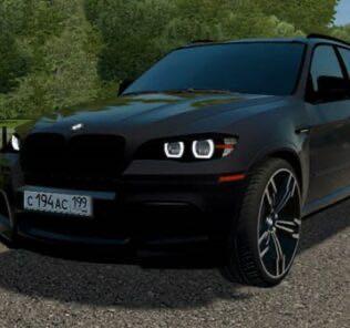 BMW X5M (E70) Performance Mod for City Car Driving v.1.5.9