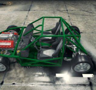 Drift Kart Mod for Car Mechanic Simulator 2018