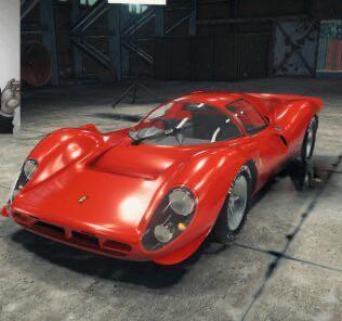 Ferrari 330 P4 Mod for Car Mechanic Simulator 2018