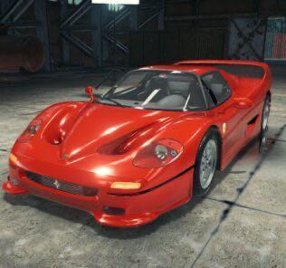 Ferrari F50 Mod for Car Mechanic Simulator 2018