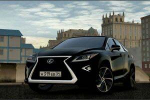 Lexus RX350 2017 Mod for City Car Driving v.1.5.9