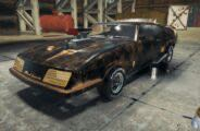 Mad Max MFP Interceptor Mod for Car Mechanic Simulator 2018