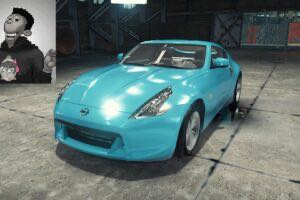 Nissan 370Z Mod for Car Mechanic Simulator 2018